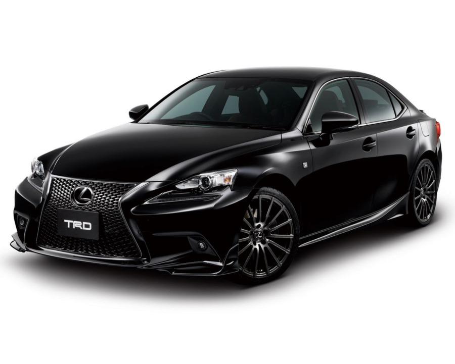 тюнинг Lexus IS F Sport 2014