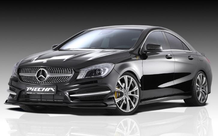 тюнинг Mercedes CLA GT-R от Piecha Design