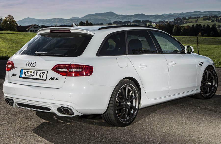 Audi AS 4 от ABT Sportsline