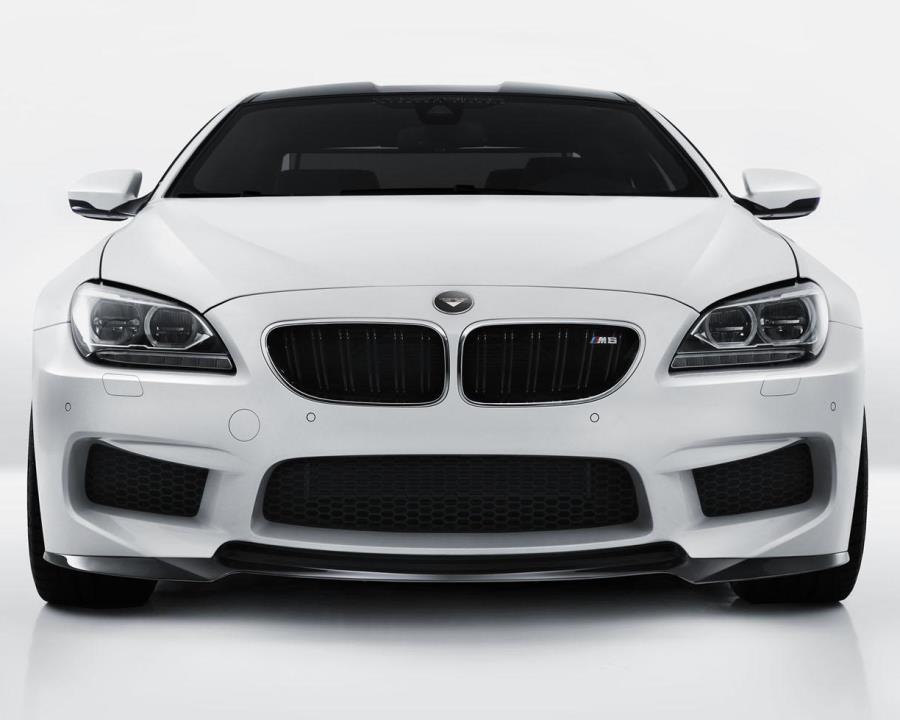 BMW M6 Coupe (F13) 2013 от Vorsteiner