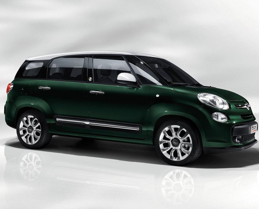 Fiat 500L Living 2014