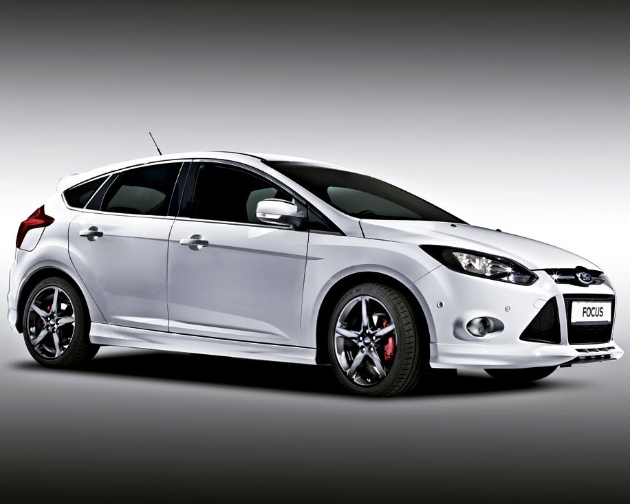 Ford Focus Sport Limited Edition 2013