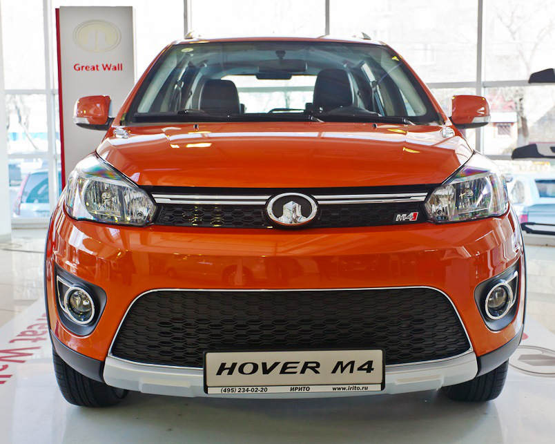 Great Wall Hover M4 2013