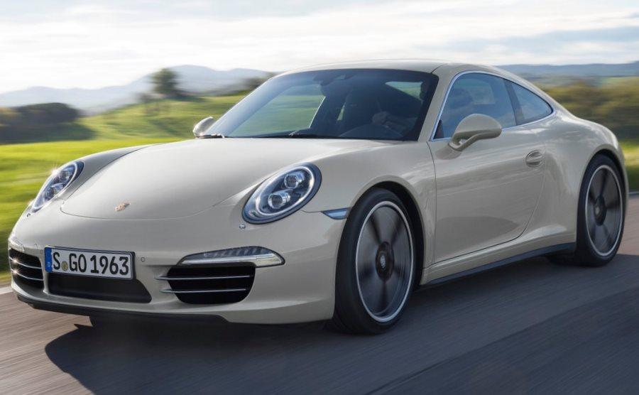 Porsche 911 50 Years Edition 2013