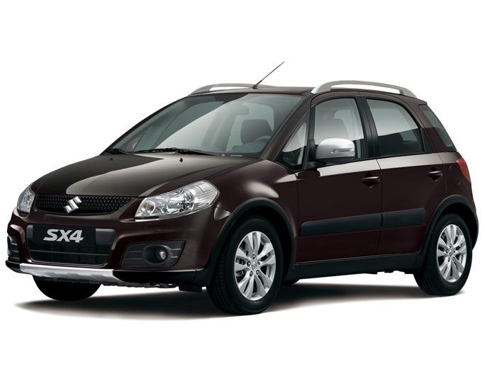 Suzuki SX4 Rhino Edition 2013