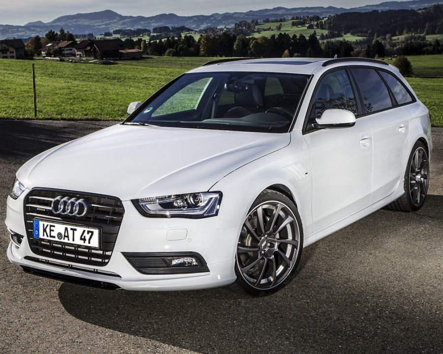 Тюнинг Audi A4 2013 от ABT Sportsline