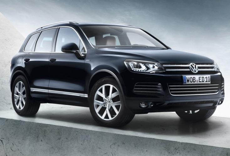 Volkswagen Touareg Edition X 2013