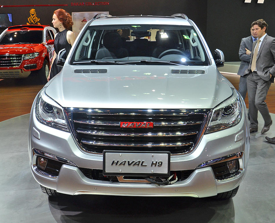 фото Great Wall Haval H9 2015 года