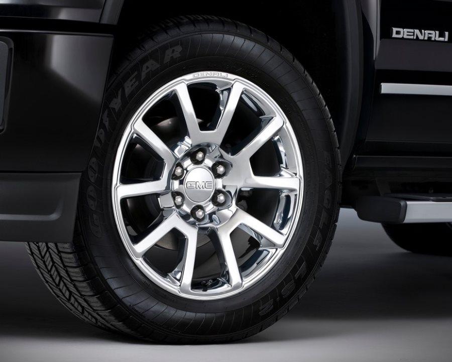 колеса GMC Sierra Denali 2014
