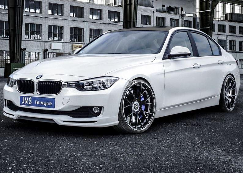 обвес BMW 3-Series F30 от JMS