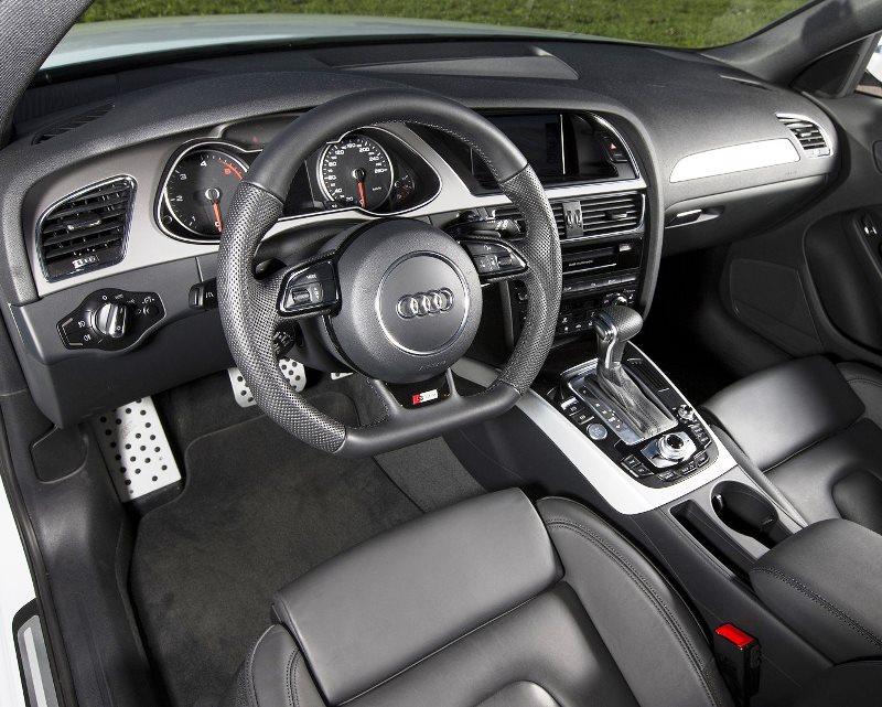 салон Audi A4 2013 от ABT Sportsline