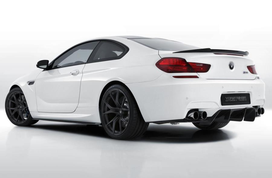 спойлер BMW M6 Coupe от Vorsteiner