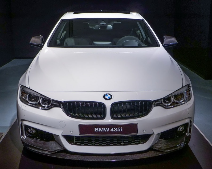 BMW 4-Series 2014 M-Performance