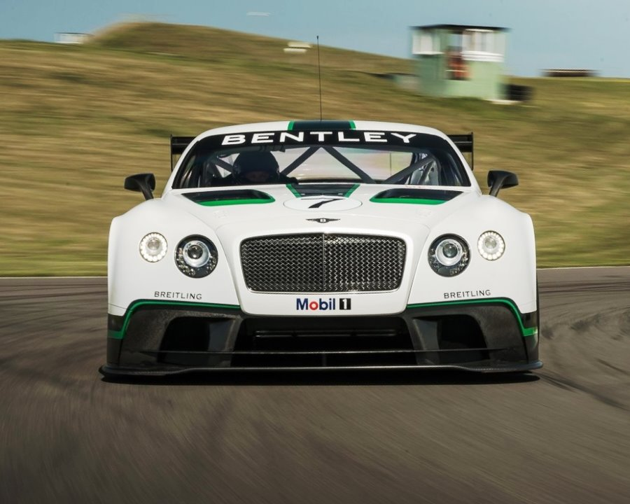 Bentley Continental GT3 Racecar 2014