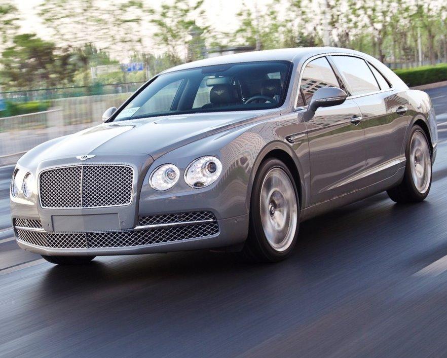 Bentley Flying Spur - налог на дорогие авто 2013