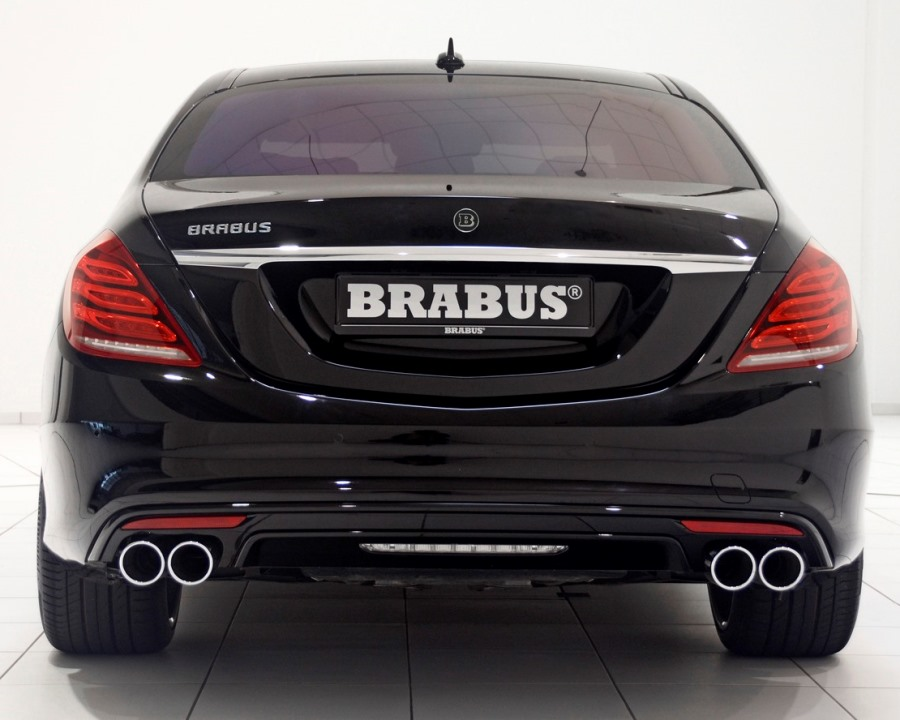 Brabus S-Class 2014