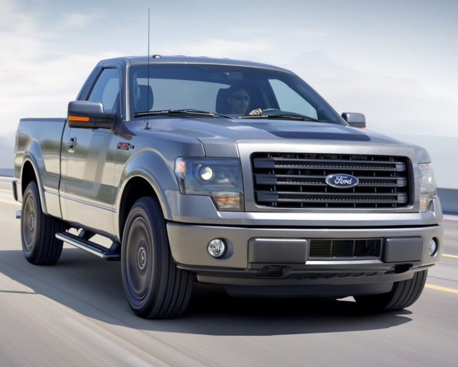 Ford F-150 Tremor 2014