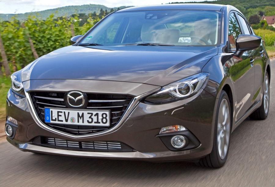 Mazda 3 Седан 2014