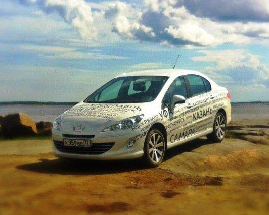 Peugeot 408 Sportium 2013