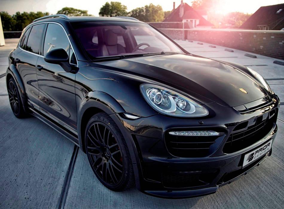 Porsche Cayenne 2013 от Prior Design