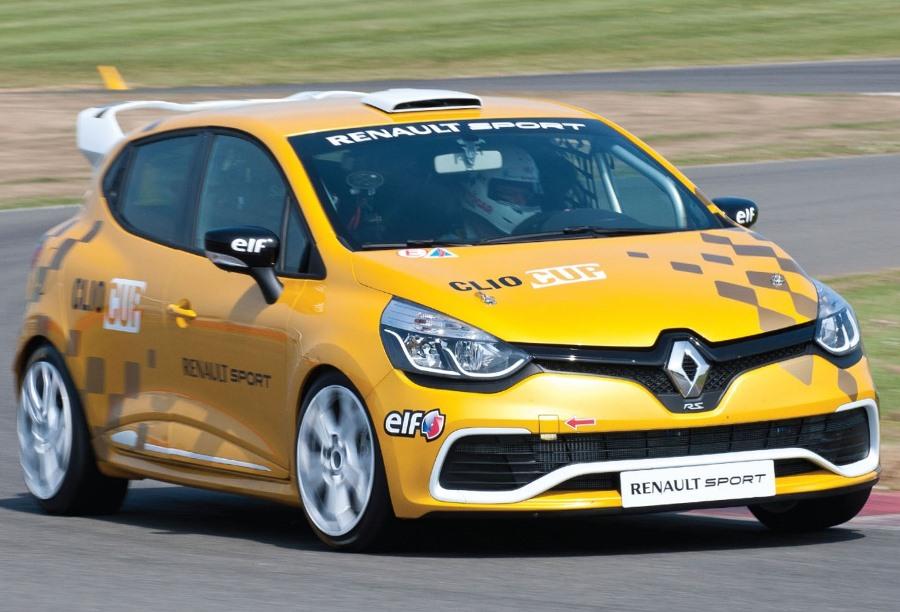 Рено Clio Cup 2014