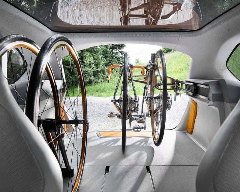 багажник BMW Active Tourer Outdoor Concept 2013