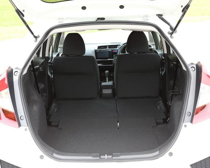багажник Honda Jazz 2014