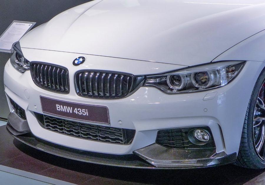 бампер BMW 4-Series 2014 M-Performance