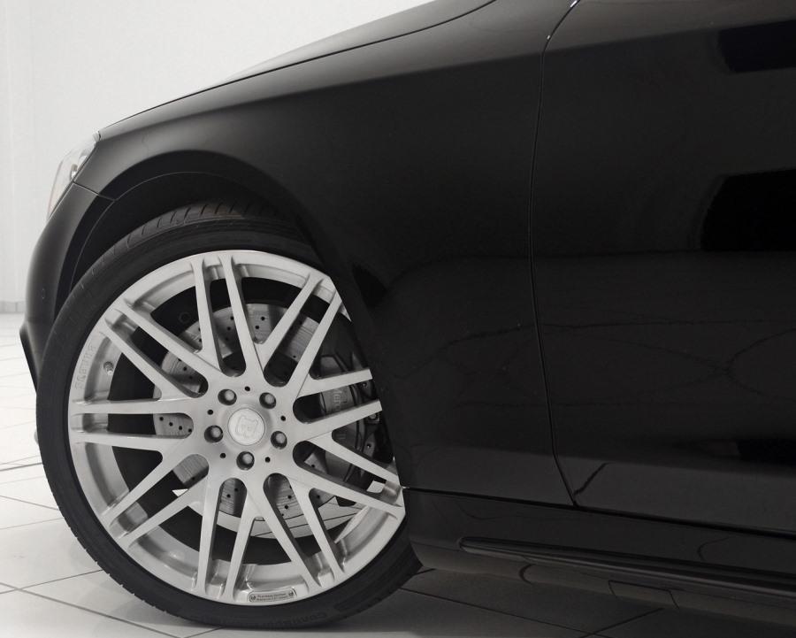 диски Mercedes S-Class 2014 от Brabus
