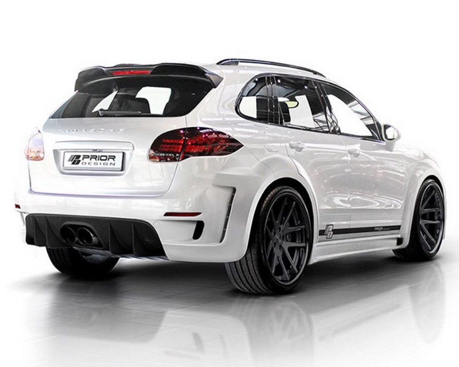 диски Porsche Cayenne 2013 от Prior Design