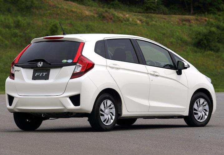 новая  Honda Fit 2014