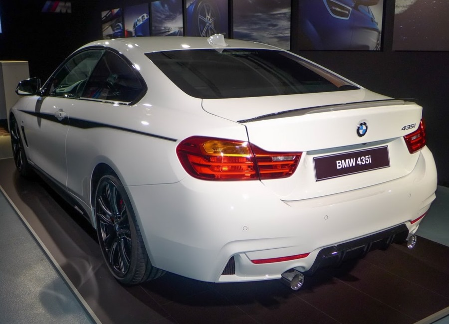 обвес BMW 4-Series 2014 M-Performance