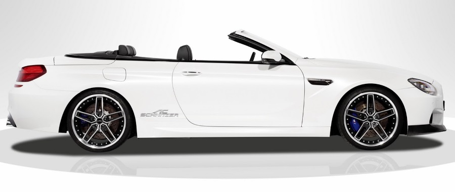обвес BMW M6 от AC Schnitzer