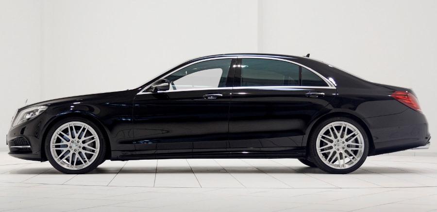 обвес Mercedes S-Class (W222) 2014 от Brabus