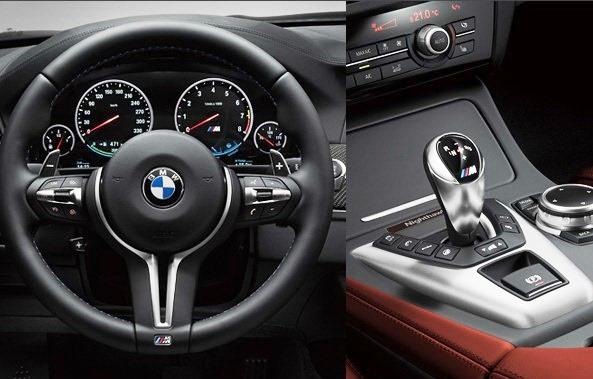 руль BMW M5 Nighthawk Special Edition