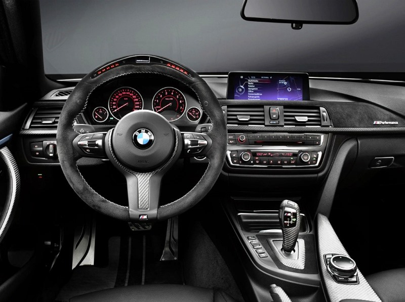 салон BMW 4-Series 2014 M-Performance