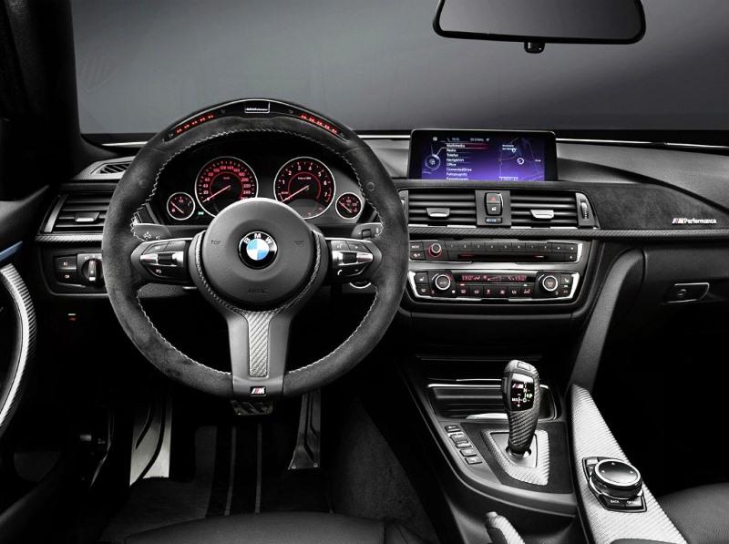 салон BMW 4-Series 2014 M-Performance