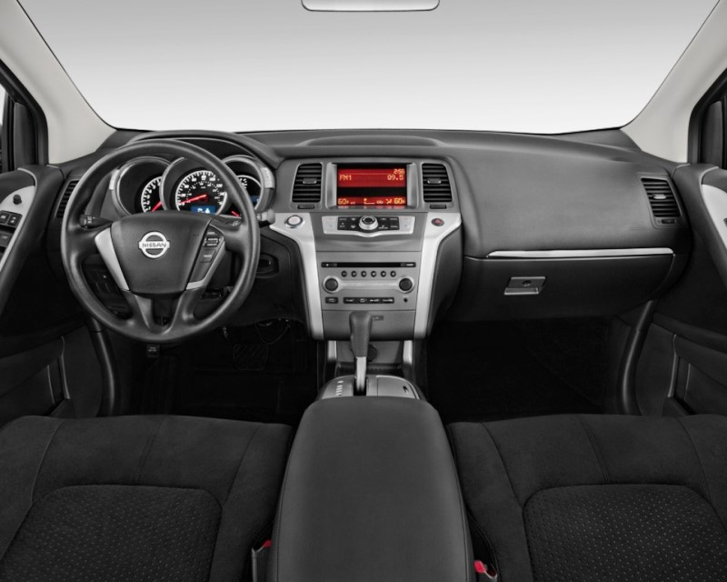 салон Nissan Murano 2013