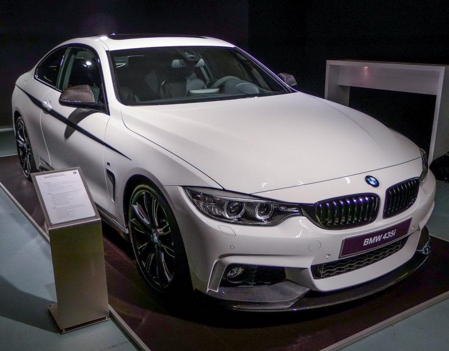 тюнинг купе BMW 4-Series 2014