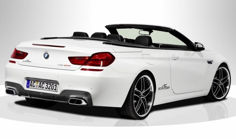 задние фонари BMW M6 от AC Schnitzer