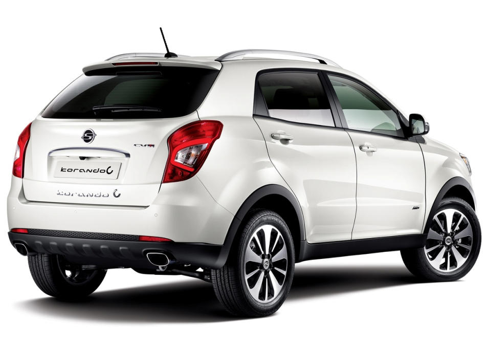 задние фонари SsangYong Actyon 2014