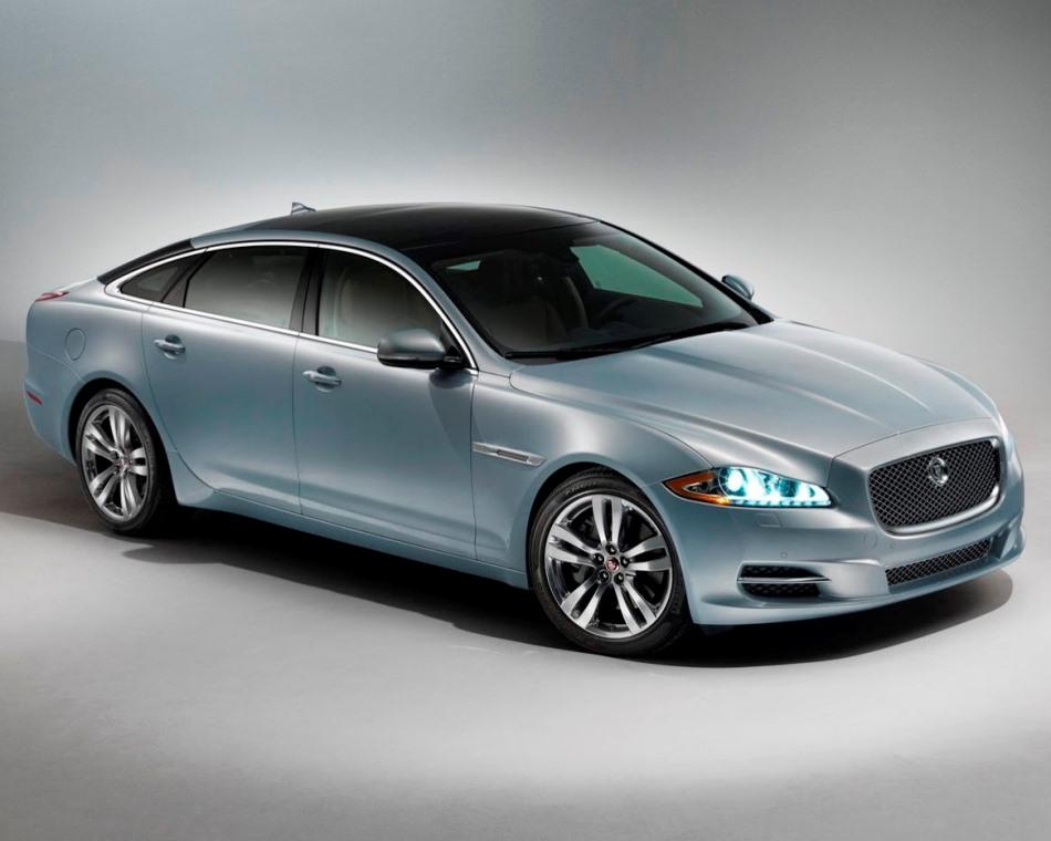 Jaguar XJ 2014