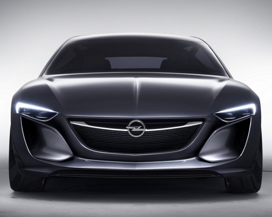 Концепт Opel Monza 2013