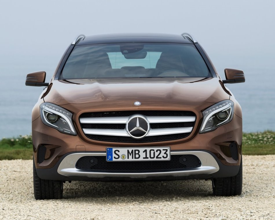 Mercedes GLA 220 4MATIC 2014