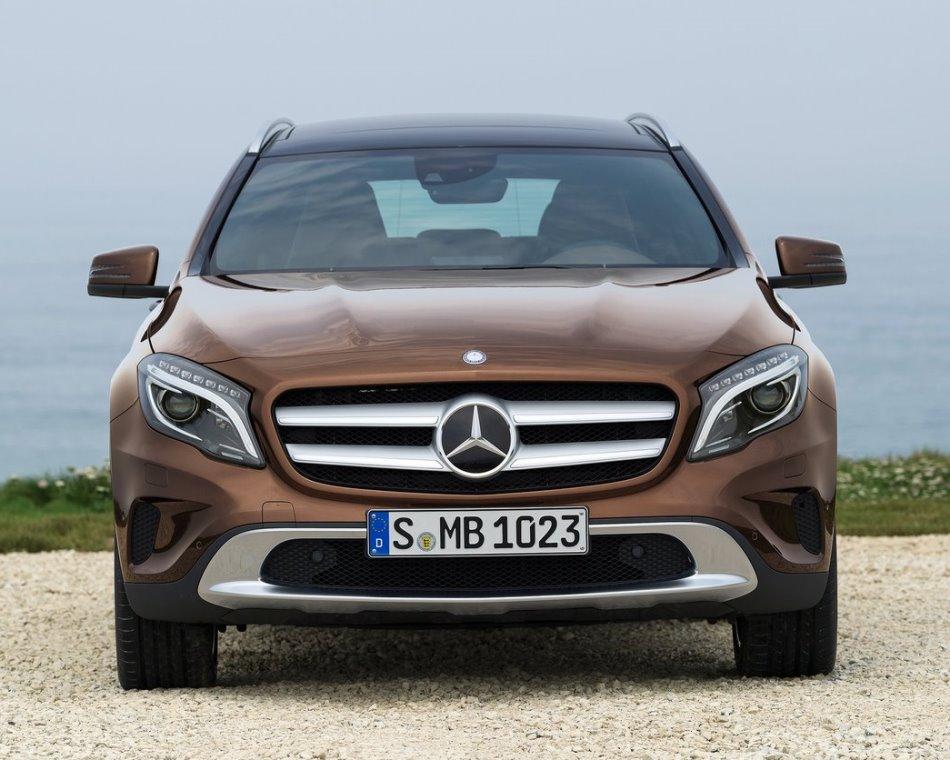 Mercedes GLA 220 4MATIC 2014