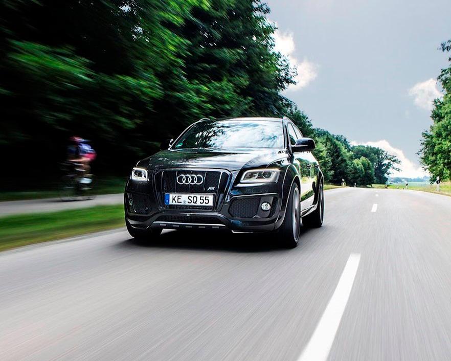 Тюнинг Audi SQ5 TDI 2013 от ABT