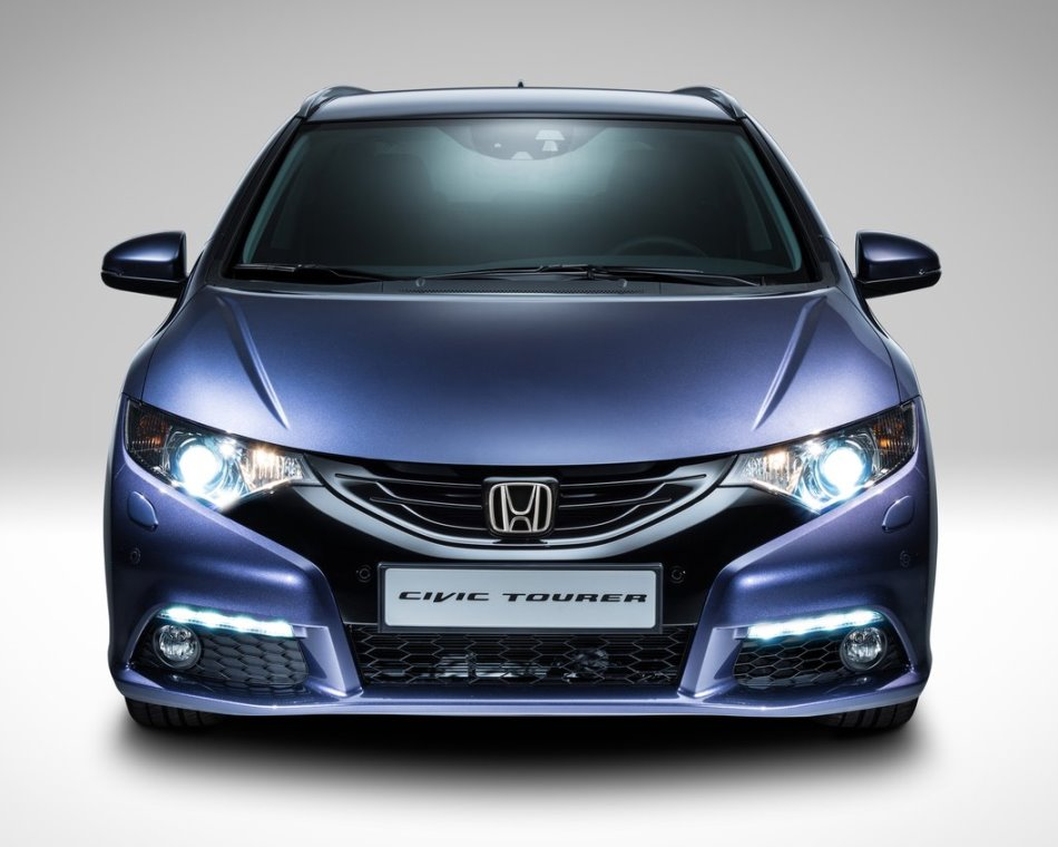 Универсал Honda Civic Tourer 2014