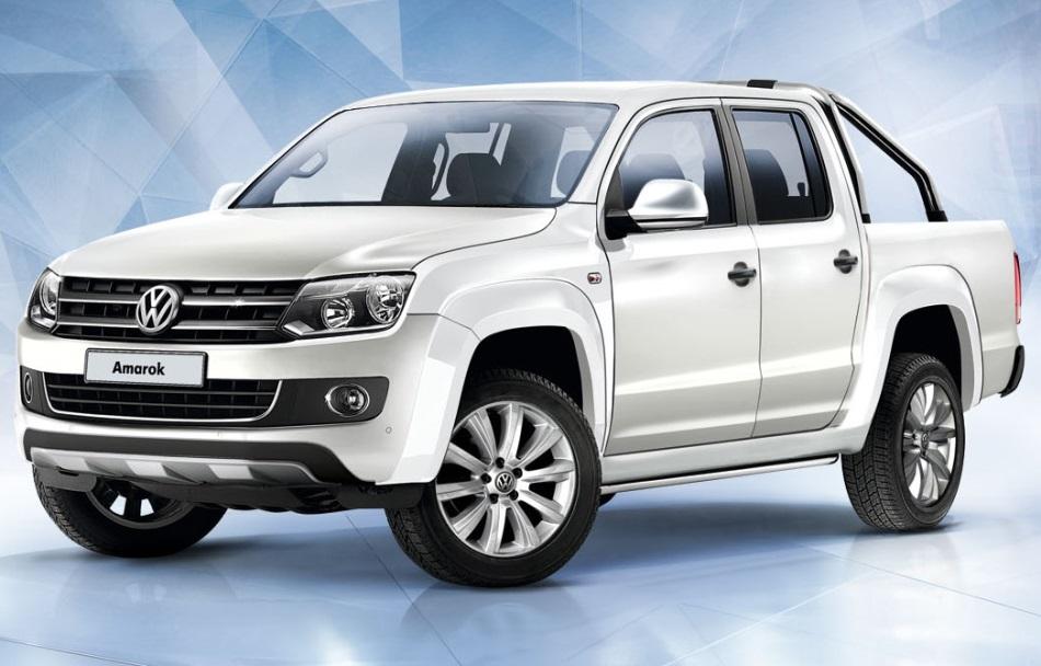 Volkswagen Amarok Sochi Edition 2014