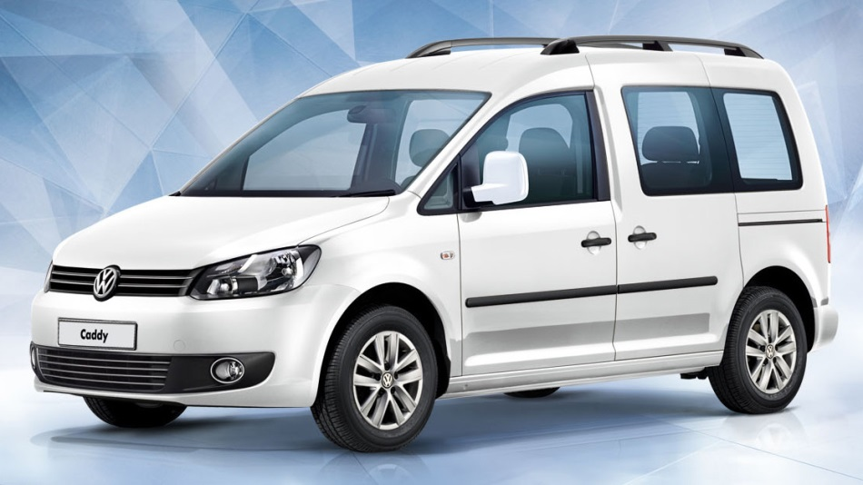 Volkswagen Caddy Sochi Edition 2014