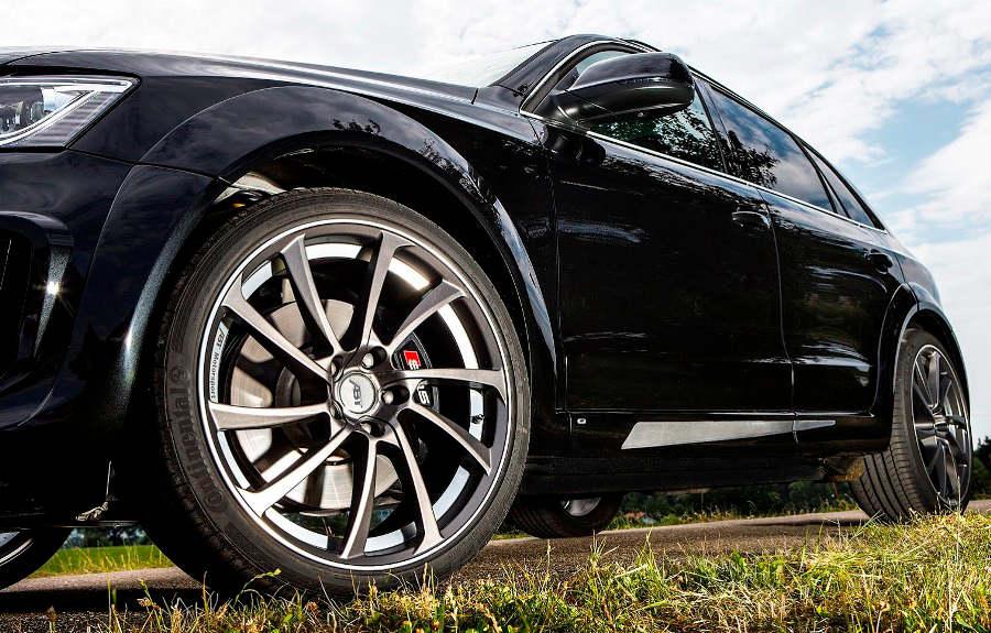 диски Audi SQ5 TDI 2013 от ABT Sportsline